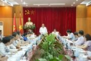 Bộ Nội vụ kiến nghị sửa đổi Luật Cán bộ, công chức Việt Nam