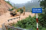 Nứt đồi lan rộng trên địa bàn huyện Tumơrông của tỉnh Kon Tum