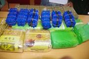 Quảng Trị: Thuê taxi vận chuyển trái phép 8.000 viên ma túy tổng hợp