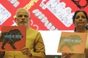 """Các nhà công nghiệp Ấn Độ hoan nghênh sáng kiến """"Make in India"""""""