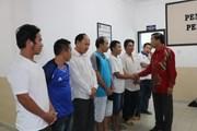 Số ngư dân Việt Nam bị phía Indonesia bắt tăng đột biến