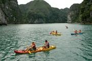 Báo cáo phương án quản lý dịch vụ chèo thuyền kayak trên Vịnh Hạ Long