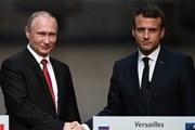 Nga-Pháp dẹp bỏ những bất đồng vốn là rào cản quan hệ hai nước