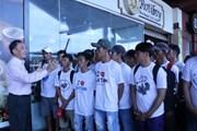 Malaysia bắt giữ 18 ngư dân Việt Nam vì xâm phạm vùng biển