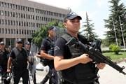 Thổ Nhĩ Kỳ bắt giữ 5 phần tử IS định tấn công khủng bố Istanbul