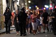 Vụ tấn công khủng bố tại Barcelona do một đối tượng thực hiện
