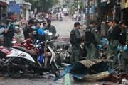 Tiếp tục xảy ra đánh bom nhằm vào xe quân sự tại Thái Lan