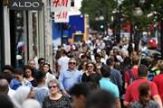 Du khách nước ngoài đến Anh tăng kỷ lục với 4 triệu lượt người