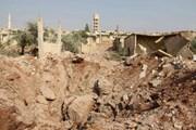 Nga phóng tên lửa hành trình vào các mục tiêu tổ chức IS ở Syria