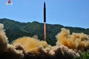 Triều Tiên sẵn sàng thử tên lửa có thể vươn tới bờ biển của Mỹ