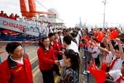Trung Quốc đặt tên Tuyết Long 2 cho tàu phá băng tự chế đầu tiên