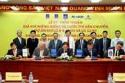 Hoàn tất thỏa thuận và hợp đồng phát triển dự án mỏ khí Phong Lan Dại