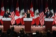 Tái đàm phán Hiệp định thương mại tự do Bắc Mỹ gặp khó khăn