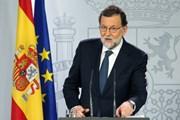 """Tây Ban Nha khẳng định đạt """"điểm tới hạn"""" trong vấn đề Catalonia"""