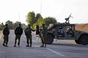 Israel tiếp tục bắn cảnh cáo nhằm vào một căn cứ quân đội Syria