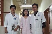 Bệnh viện Huế phẫu thuật cắt bỏ thành công u buồng trứng nặng 5kg