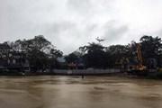 Lũ trên các sông từ Thừa Thiên-Huế đến Phú Yên có khả năng lên lại