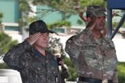 Tướng Mỹ tại Hàn Quốc báo cáo về tình hình phòng thủ của đồng minh