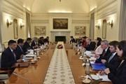 Ấn Độ-Australia-Nhật thảo luận về an ninh hàng hải và chống khủng bố