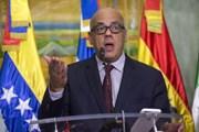 Venezuela lạc quan về triển vọng sớm giải quyết khủng hoảng