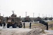 Tấn công bằng bom đoàn xe của NATO ở miền Nam Afghanistan