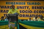 Nam Phi: Đảng cầm quyền Đại hội Dân tộc Phi bầu lãnh đạo mới
