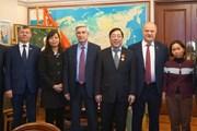 Chủ tịch Đảng Cộng sản LB Nga đánh giá cao sự ủng hộ của Việt Nam