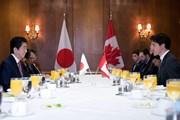 Nhật Bản và Canada nhất trí gây sức ép tối đa với Triều Tiên
