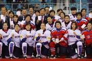 Thành lập đội khúc côn cầu nữ chung Hàn- Triều: Đột phá lịch sử
