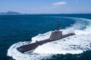 Hải quân Hàn Quốc nhận tàu ngầm hiện đại Hong Beom Do