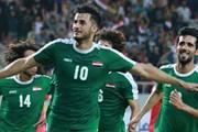 Tiết lộ 'bí kíp' kiềm tỏa chân sút cao gần 2m của tuyển U23 Iraq