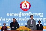 Campuchia: Đại hội bất thường của CPP ra nhiều quyết định quan trọng