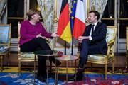 Tổng thống Pháp và Thủ tướng Đức nhất trí củng cố Liên minh châu Âu