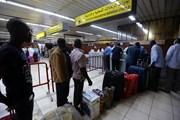Libya: Sân bay quốc tế Mitiga hoạt động trở lại sau 5 ngày tê liệt