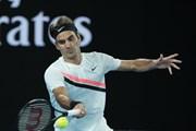 Tay vợt Roger Federer xuất sắc lên ngôi giải Australia mở rộng