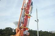 Nhật Bản phóng thành công tên lửa nhỏ nhất thế giới