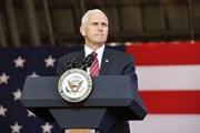Triều Tiên hủy cuộc gặp dự kiến với Phó Tổng thống Mỹ Mike Pence