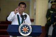 Ông Duterte không cho binh lính tham gia chiến tranh do Mỹ phát động