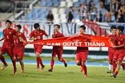 U16 Việt Nam chuẩn bị cho giải Bóng đá quốc tế Nhật Bản-ASEAN