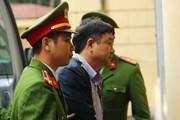[Photo] Phiên tòa xét xử sơ thẩm bị cáo Đinh La Thăng cùng 6 đồng phạm