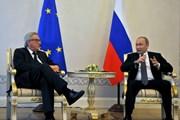 Chủ tịch Ủy ban châu Âu kêu gọi Nga tái thiết lập hợp tác an ninh