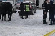 Nổ lựu đạn làm rung chuyển một cửa hàng tiện ích ở thủ đô Moldova