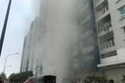 Bảo đảm an toàn cho người, công trình lân cận sau cháy chung cư Carina