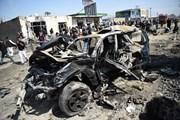 Đánh bom xe tại Afghanistan khiến gần 50 người bị thương vong