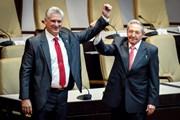 Ông Putin bày tỏ lời cám ơn tới Bí thư Cuba Raul Castro