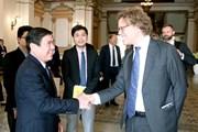 Doanh nghiệp Thụy Điển tìm cơ hội đầu tư tại TP Hồ Chí Minh