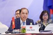 Hội nghị quan chức cao cấp trù bị cho Hội nghị Cấp cao ASEAN