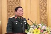 Bộ Quốc phòng gặp mặt một số tướng lĩnh nguyên lãnh đạo Quân đội