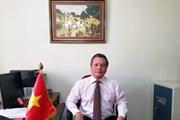 Đại sứ quán Việt Nam tại Algeria kỷ niệm 128 năm ngày sinh Bác Hồ