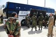 Chỉ huy phản công cùng pháo binh Syria, 2 cố vấn quân sự Nga tử trận